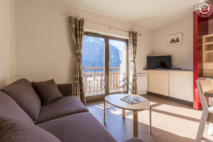 Gîte Clartan à Montsapey en Savoie