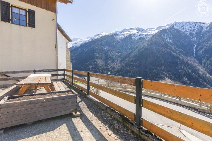 Gite Le Presbitère 2 à Montsapey en Savoie
