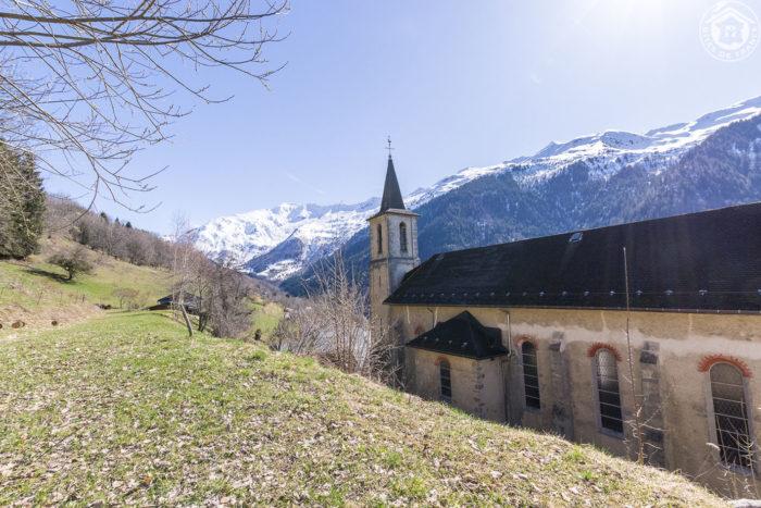 Gite Le Presbitère 3 à Montsapey en Savoie