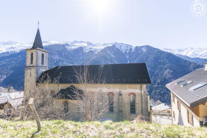 Gite Le Presbitère 4 à Montsapey en Savoie