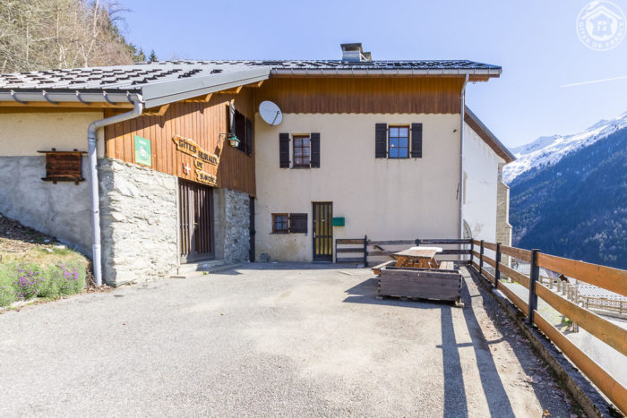 Gite Le Presbitère 5 à Montsapey en Savoie