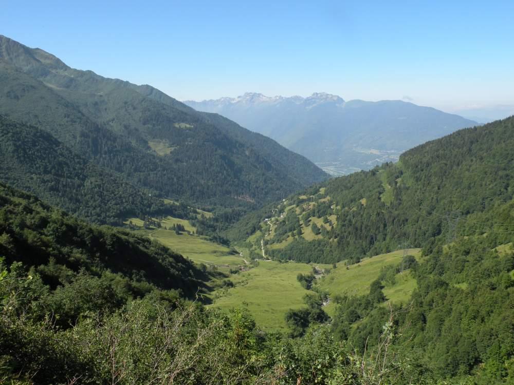 Randonnée au Col de Basmont