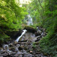 Sentier de montée à Montsapey
