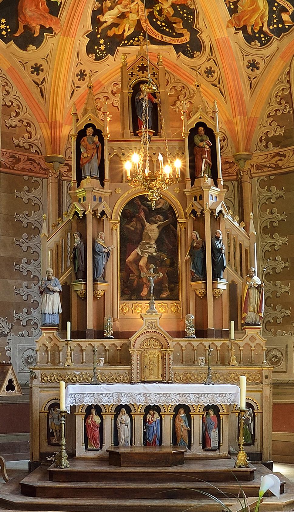 Image accueil de la page Recrutement gardiennage de l'église du site Montsapey