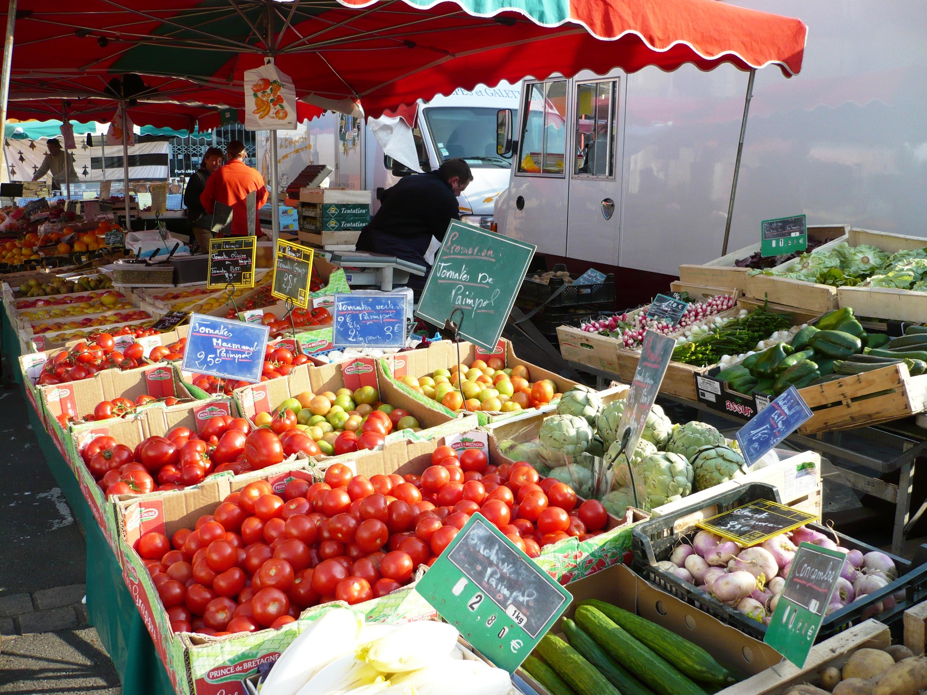 Image accueil de la page Se rendre au marché d'Aiguebelle du site Montsapey