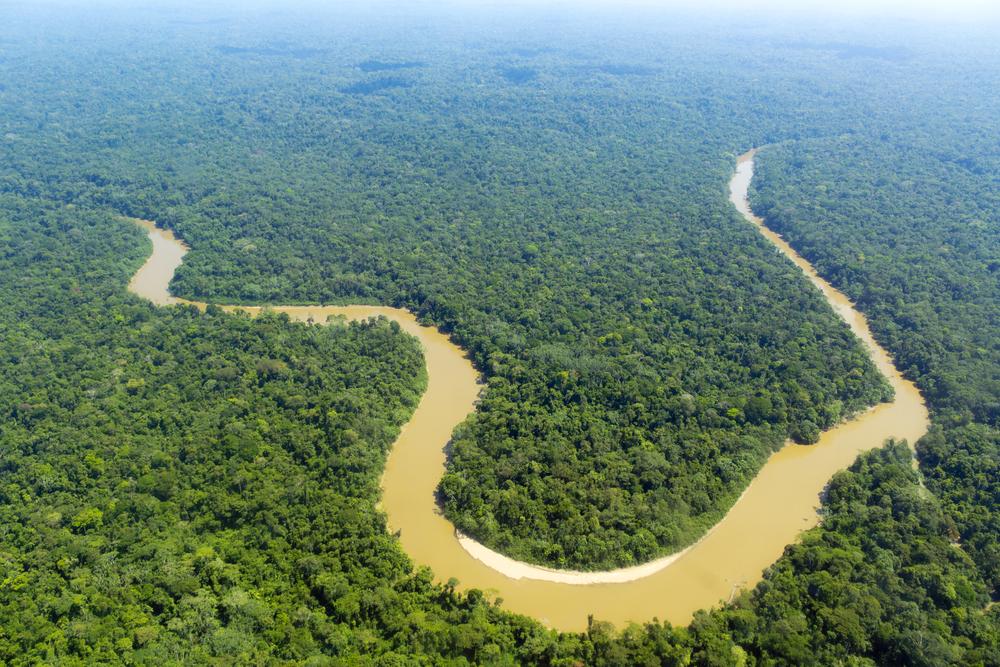 Conférence sur l'Amazonie