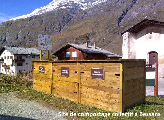 Mise à disposition de composteurs par le SIRTOMM